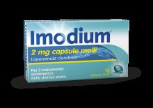 IMODIUM® Orosolubile dà sollievo contro la diarrea